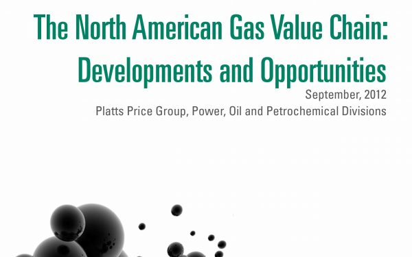 North American Gas Value Chain