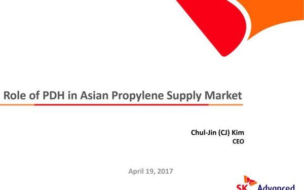 نقش تبدیل پروپان به پروپیلن در بازار پروپیلن آسیا